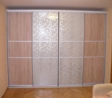 Четырехдверный шкаф-купе - шкафы-купе - наши работы - шкафы-.